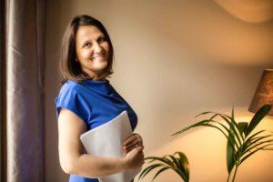 Renata Chomicz - psycholog i psychoterapeuta w Mińsku Mazowieckim